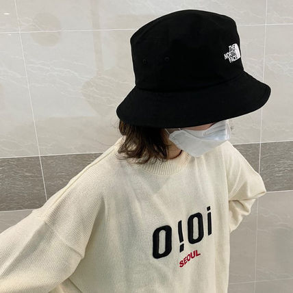 THE NORTH FACE ハット ★THE NORTH FACE★送料込み★韓国 COTTON BUCKET HAT NE3HM03(2)