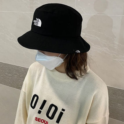 THE NORTH FACE ハット ★THE NORTH FACE★送料込み★韓国 COTTON BUCKET HAT NE3HM03(3)