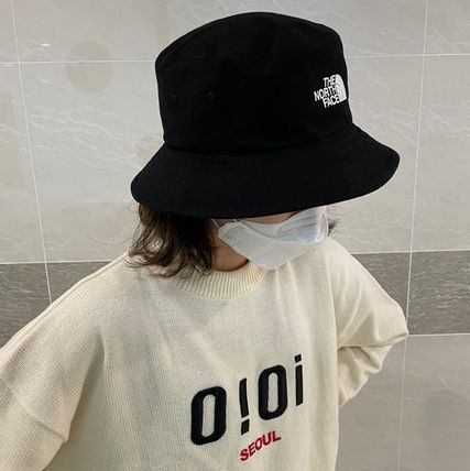 THE NORTH FACE ハット ★THE NORTH FACE★送料込み★韓国 COTTON BUCKET HAT NE3HM03(4)