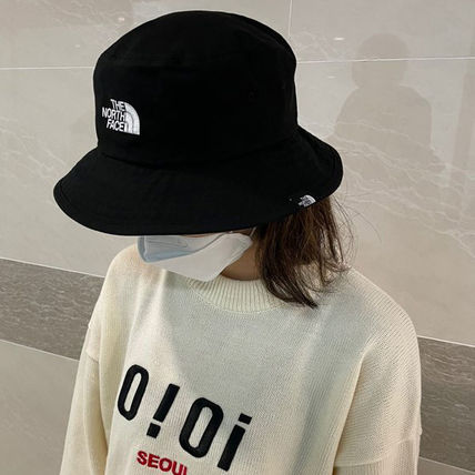 THE NORTH FACE ハット ★THE NORTH FACE★送料込み★韓国 COTTON BUCKET HAT NE3HM03(5)