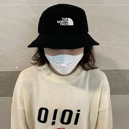 THE NORTH FACE ハット ★THE NORTH FACE★送料込み★韓国 COTTON BUCKET HAT NE3HM03(6)