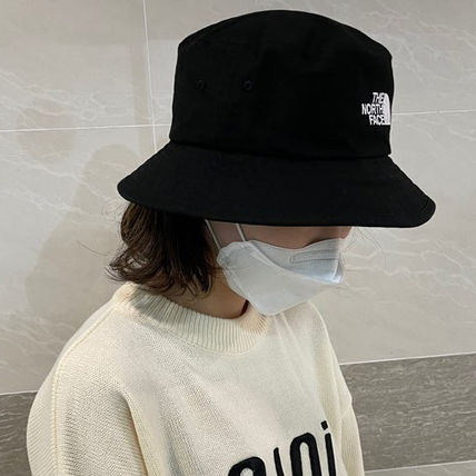 THE NORTH FACE ハット ★THE NORTH FACE★送料込み★韓国 COTTON BUCKET HAT NE3HM03(7)