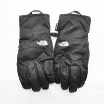 THE NORTH FACE/WOMEN'S WATER PRF DRY VENT GLOVE BLACK