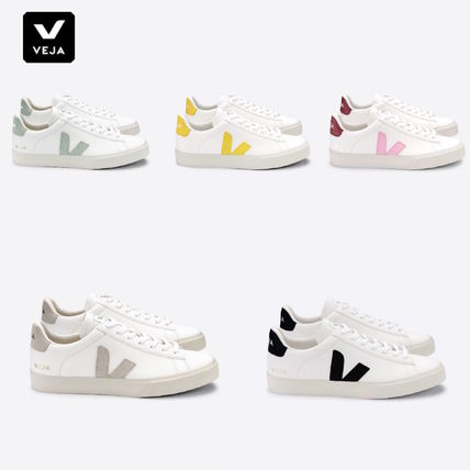 【VEJA】CAMPO LEATHER クロムフリー