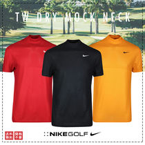 NIKE GOLF CU9526 TW Dry Mock Shirt