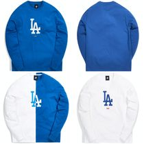 [Kith] Los Angeles Dodgers L/S Tee (送料関税込み)
