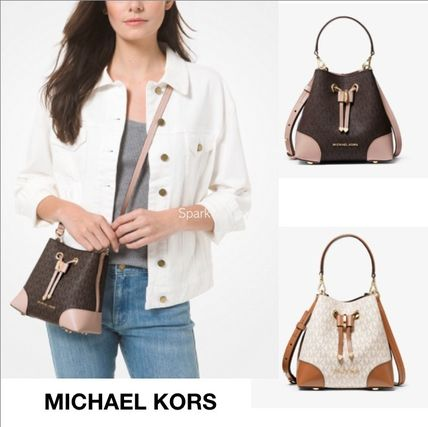 Michael Kors★Mercer Gallery XSmall Crossbody Bag★ロゴ★