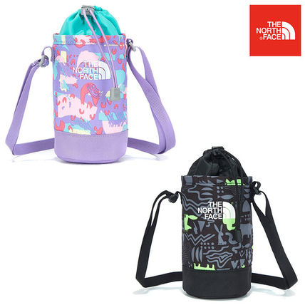 THE NORTH FACE 子供用ショルダー・ポシェット・ボディバッグ ★THE NORTH FACE★送料込★人気 KIDS CROSS BOTTLE BAG NN2PM19