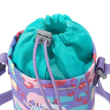THE NORTH FACE 子供用ショルダー・ポシェット・ボディバッグ ★THE NORTH FACE★送料込★人気 KIDS CROSS BOTTLE BAG NN2PM19(2)