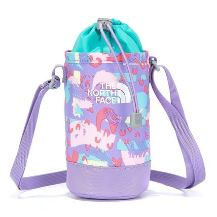 THE NORTH FACE 子供用ショルダー・ポシェット・ボディバッグ ★THE NORTH FACE★送料込★人気 KIDS CROSS BOTTLE BAG NN2PM19(4)