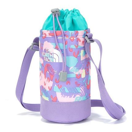 THE NORTH FACE 子供用ショルダー・ポシェット・ボディバッグ ★THE NORTH FACE★送料込★人気 KIDS CROSS BOTTLE BAG NN2PM19(5)