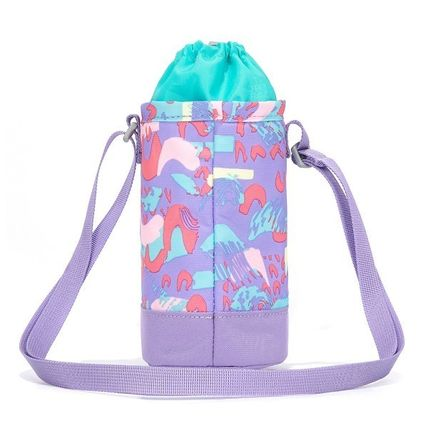 THE NORTH FACE 子供用ショルダー・ポシェット・ボディバッグ ★THE NORTH FACE★送料込★人気 KIDS CROSS BOTTLE BAG NN2PM19(6)