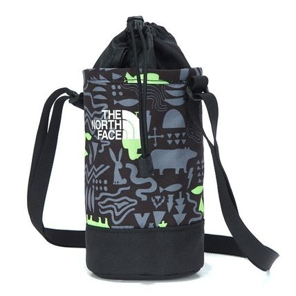 THE NORTH FACE 子供用ショルダー・ポシェット・ボディバッグ ★THE NORTH FACE★送料込★人気 KIDS CROSS BOTTLE BAG NN2PM19(10)