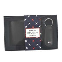 Tommy Hilfiger 二つ折り財布 ETON CC AND COIN PCKT KEYFOB BOX