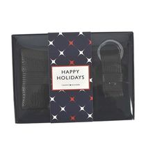 Tommy Hilfiger 二つ折り財布 DOWNTOWN MINI CC WALLET & KEYFOB