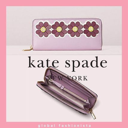 kate spade slim continental wallet 長財布