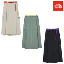 ★THE NORTH FACE★人気 W'S BUXTON CARGO FLARE SKIRT NK6NM30