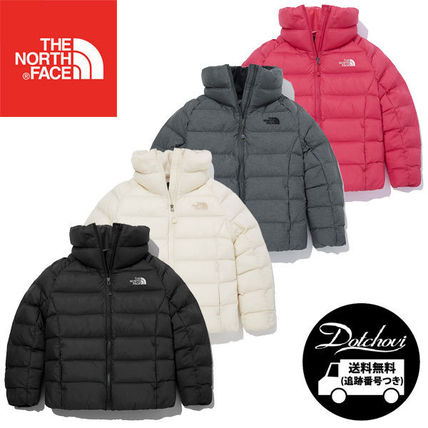 THE NORTH FACE キッズアウター THE NORTH FACE K'S MELLOW EX PADDING JACKET MU1869 追跡付