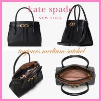 kate spade*toujours medium satchelトゥージュール ミディアム