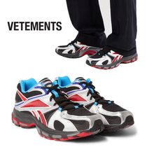 VETEMENTS Reebok SpikeRunner スニーカー*送料関税込