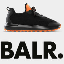 【BALR.】LOAB TRAINER V2 BLACK/ORANGE
