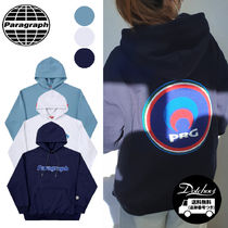 paragraph PRG Giant Embroidery Logo Hoodie NE2733 追跡付