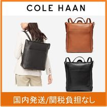 【Cole Haan】Grand Ambition Leather Backpack レザーリュック