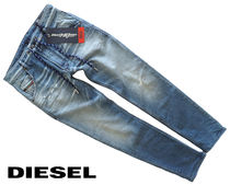 DIESELジョグジーンズ パラコード付JOGG JEANS TWIL 32KROOLEY-X