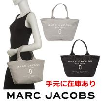 ◎MARC JACOBS◎Canvas Logo Tote キャンバスロゴ トートバッグ
