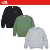 ★THE NORTH FACE★WHITELABEL★MINI BOX SWEATSHIRTS_3色
