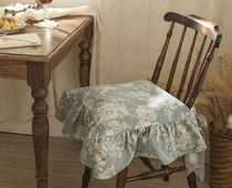 【DECO VIEW】Chartres Linen Cotton Table Chair Cushion Cover