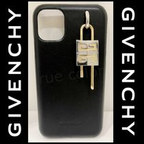 GIVENCHY 21SS M.Williamsコラボ 4Gロック付き iPhone 11 ケース