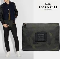 【COACH】Large Multifunctional Pouch ワイルドビースト 29976