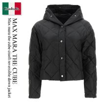 Max mara the cube cisoft reversible down jacket
