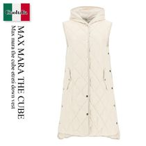 Max mara the cube etreti down vest