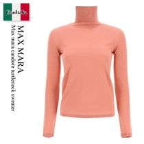 Max mara candore turtleneck sweater