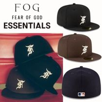 【関税込】FEAR OF GOD ESSENTIALS New Era Fitted Cap FW2020!!