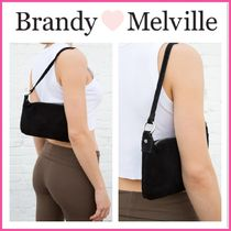 2021Cruise新作♪☆Brandy Melville☆ SUEDE PURSE
