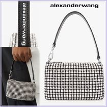 Alexander Wang ラインストーンポーチ mini pouch