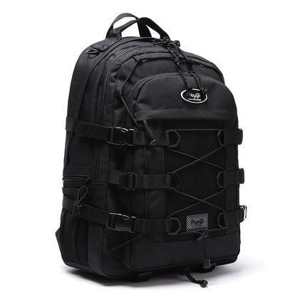 Daylife バックパック・リュック ★2021 新商品★ [DAYLIFE] DOUBLE STRING Backpack デイライフ(4)