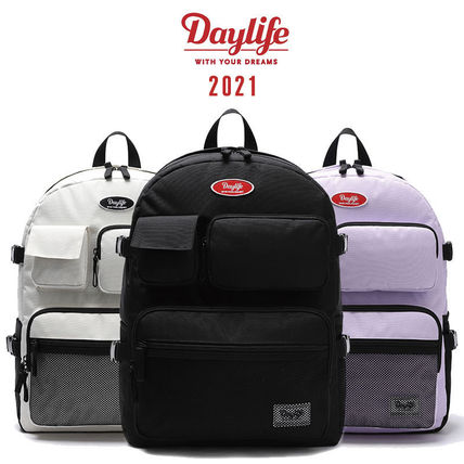 ★2021 新商品★ [DAYLIFE] MULTI POCKET Backpack デイライフ