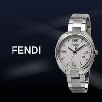 破格値 FENDI(フェンディ) Momento White Dial Ladies Watch