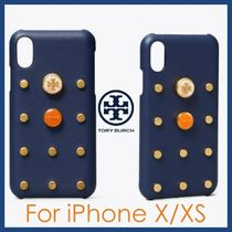 SALE*Tory Burch*iPhone X/XSケース*スタッズ STUDDED