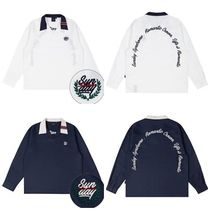 [ROMANTICCROWN]  SUNDAY SYNDROME BOWLING SHIRT★