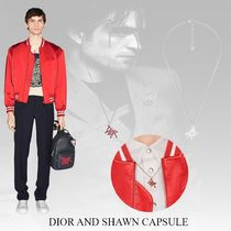 21SS【DIOR x SHAWN】DIOR AND SHAWN PENDANT NECKLACE