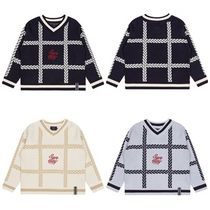 [ROMANTICCROWN]  SUNDAY SYNDROME CHAIN KNITWEAR★3色
