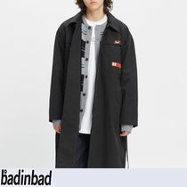 ★BADINBAD★『日本未入荷 』 CHEST DOUBLE POCKET COAT