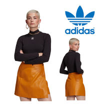 adidas originals Trefoil Essentials アディダス  ロンT