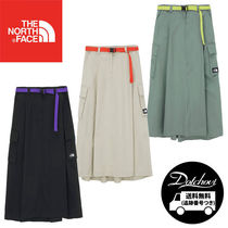 THE NORTH FACE W'S BUXTON CARGO FLARE SKIRT MU1886 追跡付