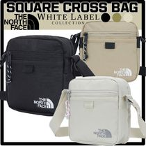 ★関税込★THE NORTH FACE★SQUARE CROSS BA.G★バッグ★